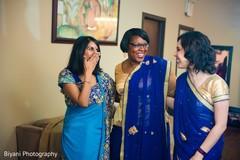 indian bridesmaids' fashion,indian bridal party