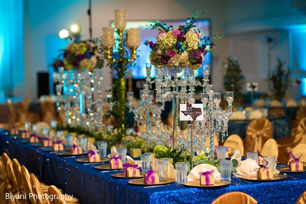 indian wedding reception,indian wedding centerpieces