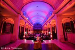 indian wedding reception,lightning,planning and design