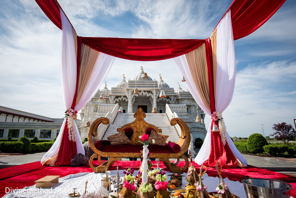 Toronto And New Jersey Fusion Indian Wedding By Divinemethod