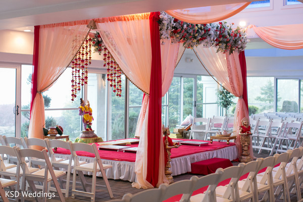 indian wedding ceremony,mandap,indian wedding ceremony floral and decor,indian wedding planning and design