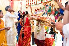 indian wedding ceremony,indian bride and groom,antarpaat