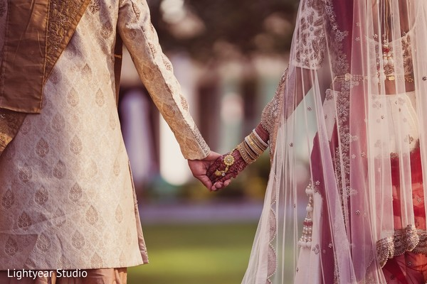 indian bride and groom fashion,indian wedding photography