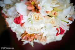 indian bride,indian bridal bouquet