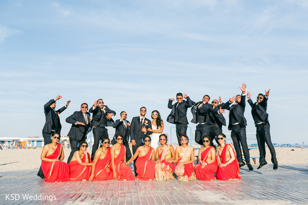 indian wedding gallery,indian bride and groom,indian bridesmaids and groomsmen