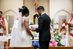 Indian catholic wedding ceremony stellar moments.
