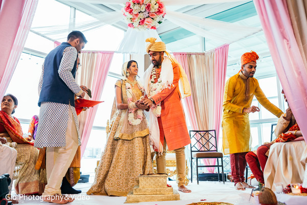 wedding ceremony,indian wedding ceremony,indian couple