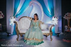 indian wedding reception,indian wedding decor,indian bride