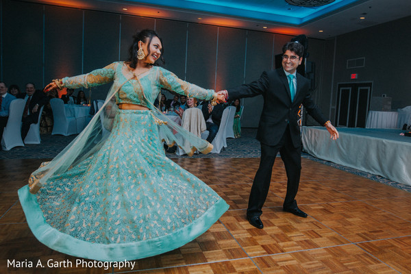 indian wedding reception,reception fashion,dj