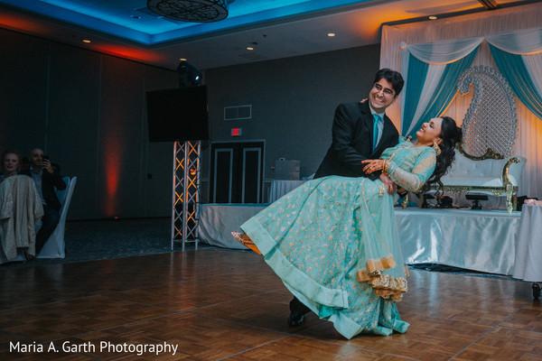 Insanely beautiful Indian wedding photo.