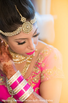 tikka,bridal lengha,indian bride fashion