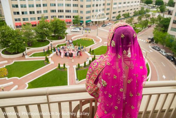 baraat,pink dupatta,bridal lengha