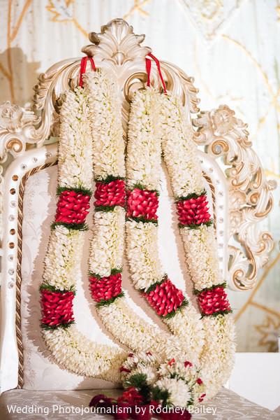Lovely floral jaimalas