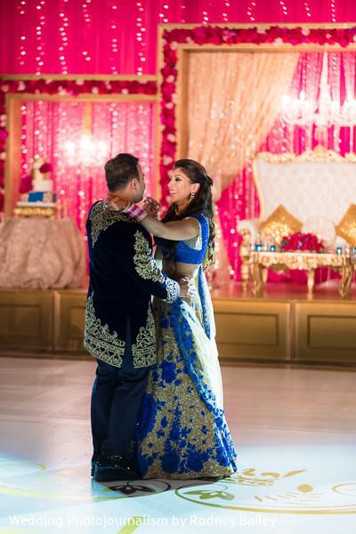 first dance,indian wedding first dance,indian wedding reception fashion