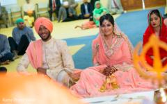 indian wedding ceremony,fusion wedding