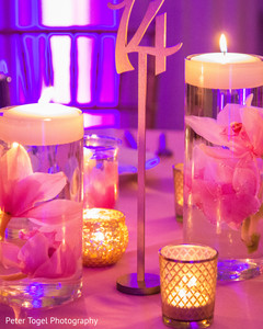 indian wedding reception,indian wedding decor,table number