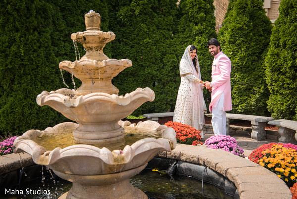 pakistani bride and groom,pre-wedding photography