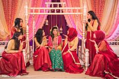sangeet,pre-wedding celebration,pakistani bride,pakistani bridesmaids