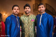 sangeet,pre-wedding photography,pakistani groom