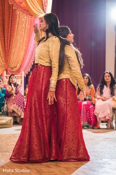 sangeet,pre-wedding celebration,choreography,dj