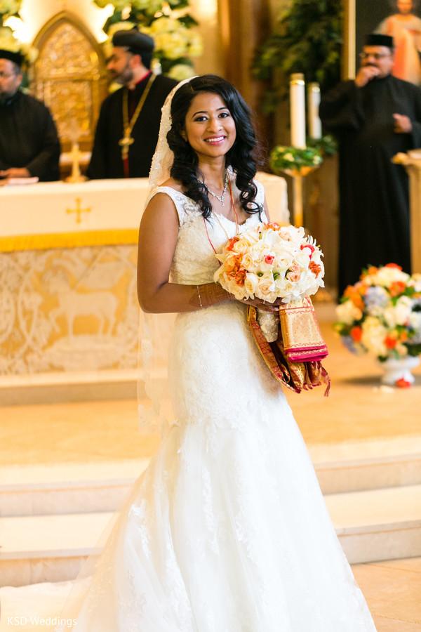 indian bride ceremony fashion,indian bridal bouquet,indian bride portrait,indian wedding ceremony
