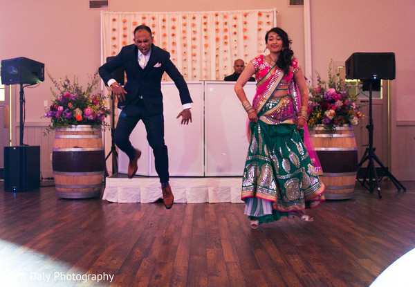 first dance,indian wedding party,indian wedding dj