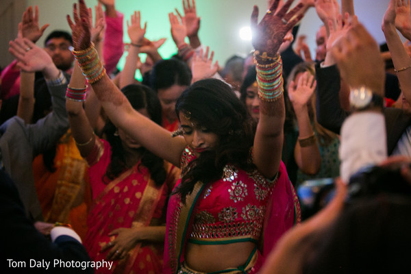 indian bride,bridal lengha,reception fashion