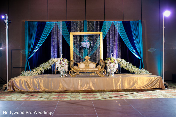 indian wedding reception,reception stage,indian wedding planning and design,indian wedding reception floral and decor