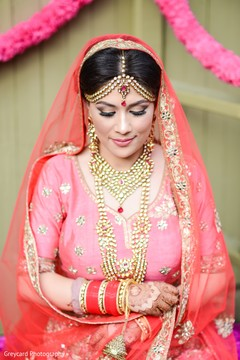 Lovely maharani in pink