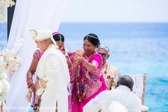 indian wedding ceremony photography,indian wedding ceremony,indian bride and groom,saptapadi ritual