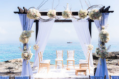 indian destination wedding,indian wedding ceremony floral and decor,indian wedding planning and design,mandap