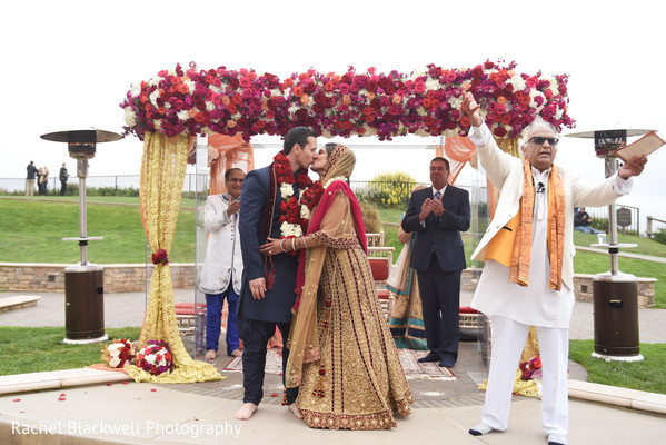 indian wedding ceremony,indian fusion wedding