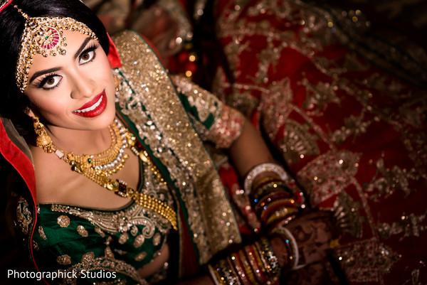 indian bride jewelry,indian bride makeup