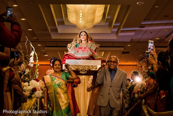 indian bride fashion,indian bride entrance,indian wedding ceremony