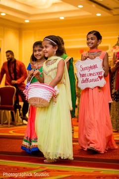 indian wedding,indian flower girls