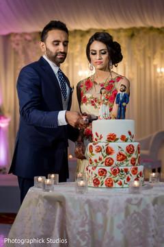 indian wedding cake,indian wedding reception