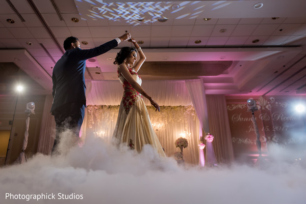 first dance,indian wedding,indian wedding fashion