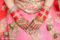 bridal bangles,indian bride jewelry