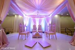 indian wedding ceremony,floral and decor,mandap