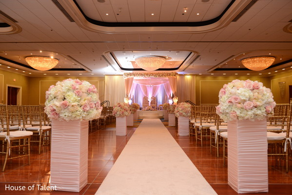 indian wedding ceremony,floral and decor,mandap,venue