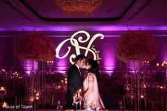 indian wedding reception,floral and decor,lightning