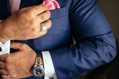 indian groom,suit,getting ready,indian wedding photography