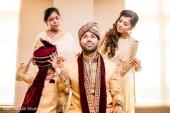 indian groom getting ready,indian groom,indian groom fashion,indian groom turban