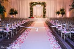 indian destination wedding,indian wedding ceremony floral and decor,indian wedding planning and design