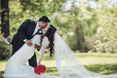 white wedding dress,indian groom fashion,indian bride fashion