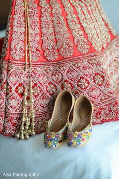 indian bride lengha,indian bride shoes,indian bride