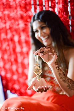 indian wedding gallery,pre- wedding celebrations,indian bridal tikka,indian bride
