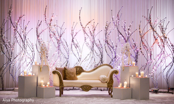 indian wedding reception,reception stage,indian wedding planning and design
