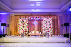 floral backdrop,indian wedding floral and decor