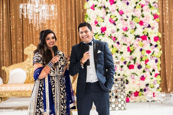 bridal lengha,blue lengha,indian groom fashion